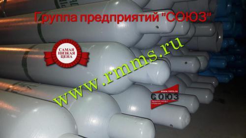 гелиевый баллон 40 л для шаров