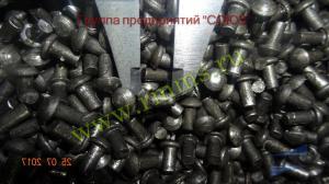заклепки стальные 8 мм