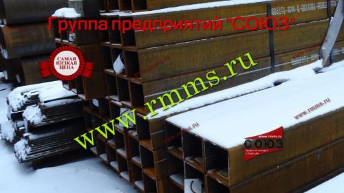 труба профильная квадратная цена Москва